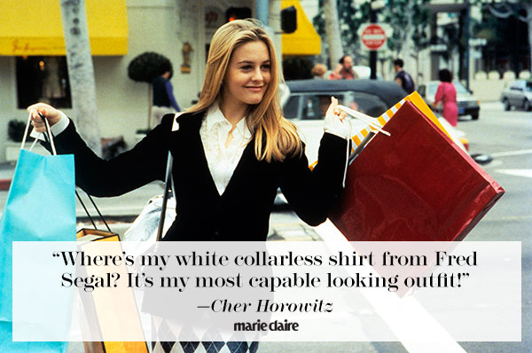 Clueless Cher Quotes